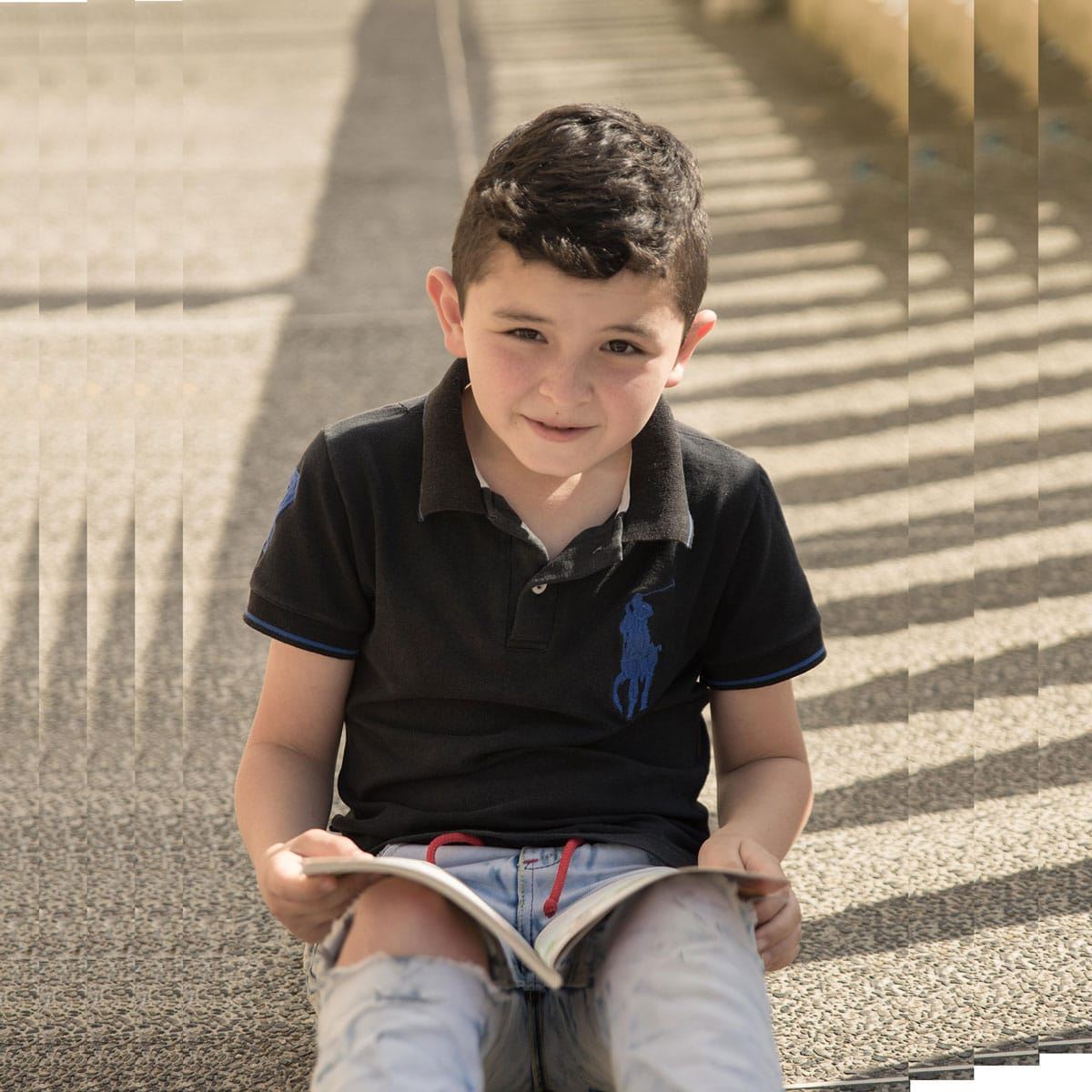 USA Reads - Closing the reading gap in kids